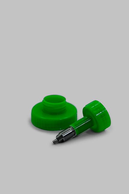 универсальная ниппельная поилка 180 под бутылки 0,5 - 5л