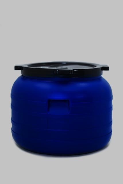 бидон 100л - 250л крышка с резьбой