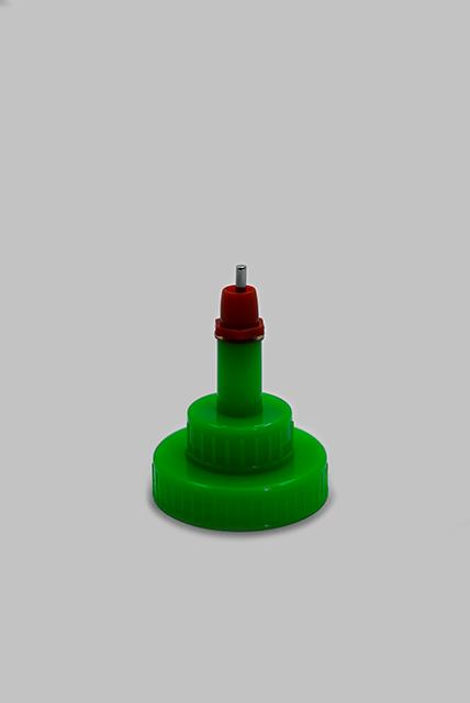 универсальная ниппельная поилка 360 под бутылки 0,5 - 5л